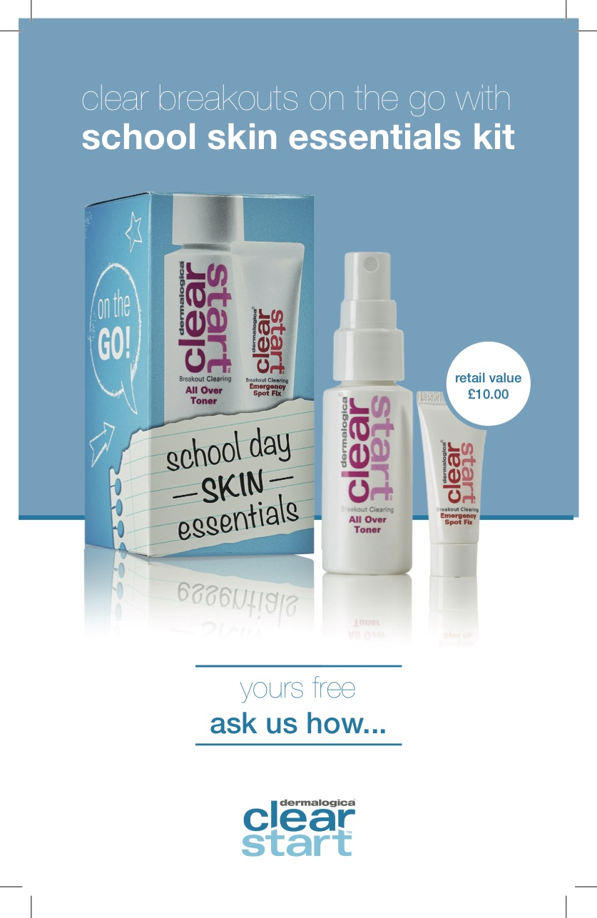 Clear Start Essentials School Kit