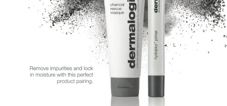 Rescue skin with skin detox set from dermalogica
