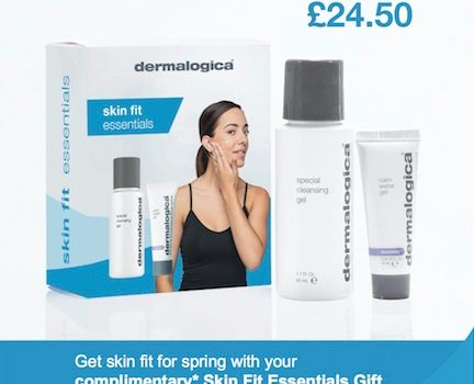 Get your Skin Fit for Spring