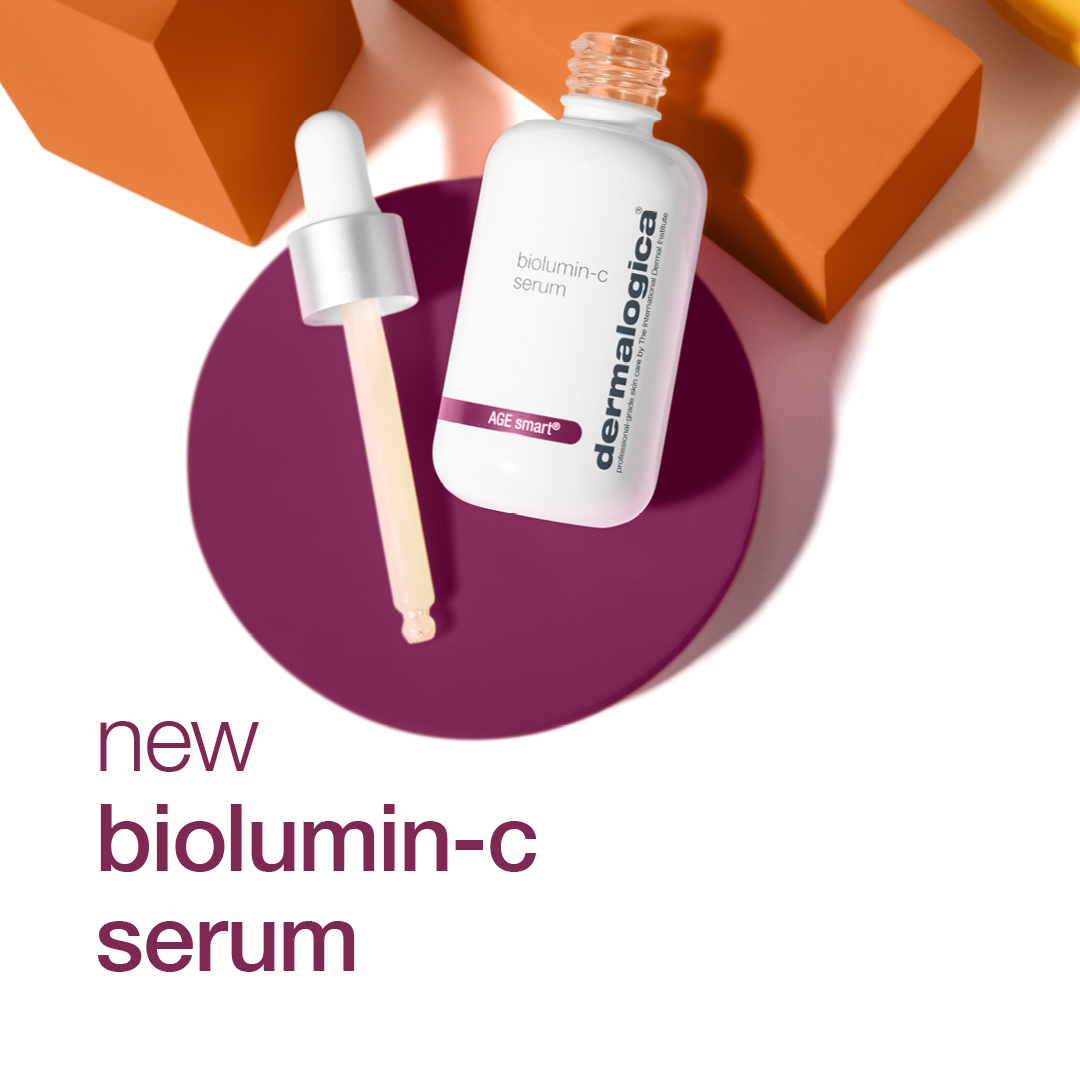 It's arrived – BioLumin-C Serum from Dermalogica