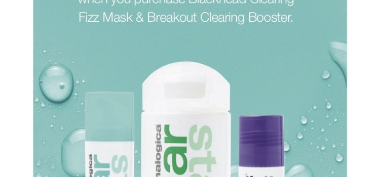 NEW!Clear Start Breakout Clearing Booster and Blackhead Clearing Fizz Mask Offers