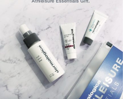 FREE Athleisure Essentials Gift worth £52.50 (while stocks last)