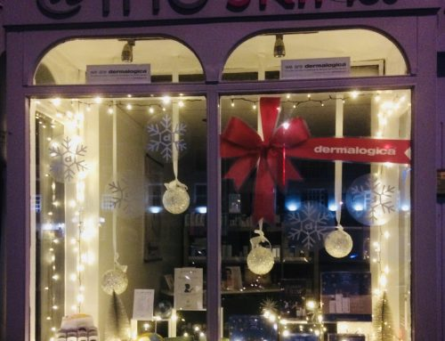 Celebrate and Glow This Christmas @ The Skin Co.