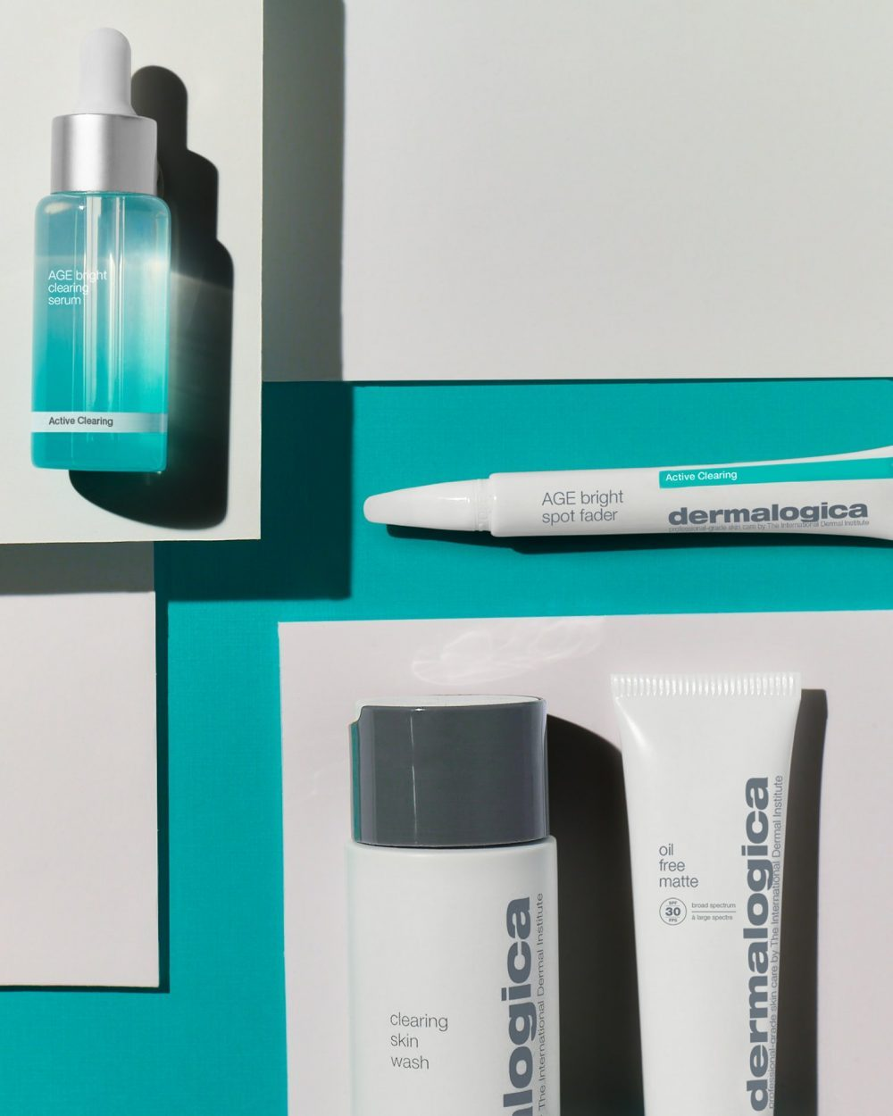AMAZING NEW PRODUCTS ……. Breakouts and ageing spots will soon be clear
