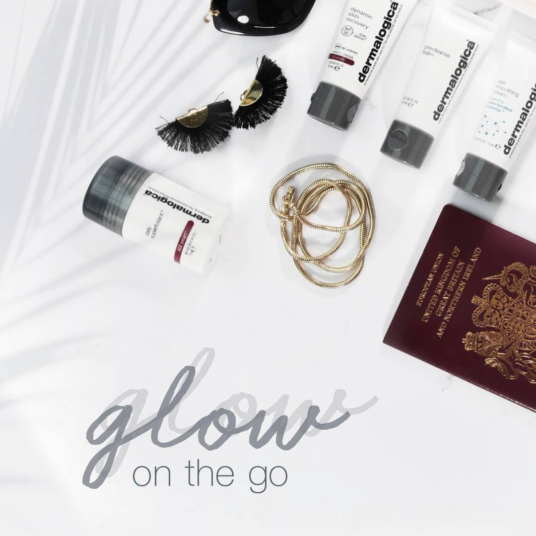 GLOW ON THE GO