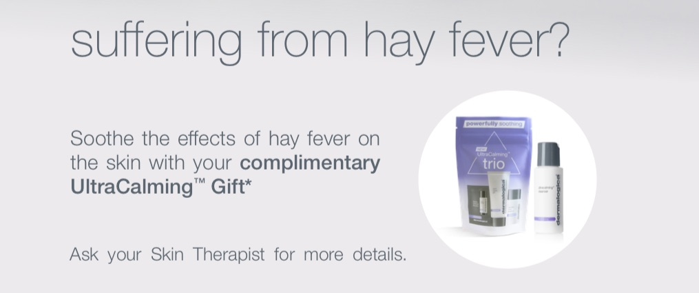 Suffering From Hayfever??
