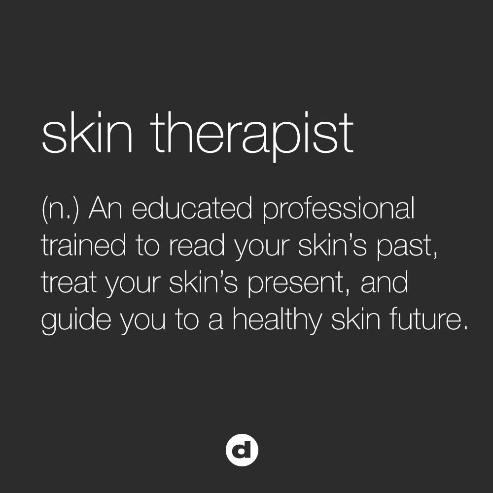 Skin Therapist Position