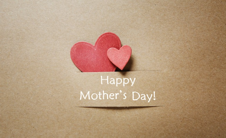 Say a special thank-you to your Mum this Mother's Day