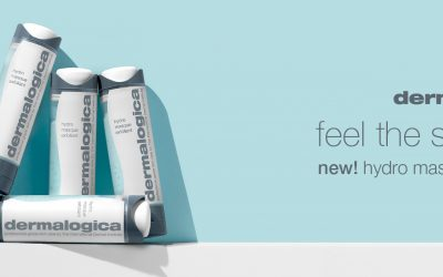 NEW Hydro Masque Exfoliant from Dermalogica